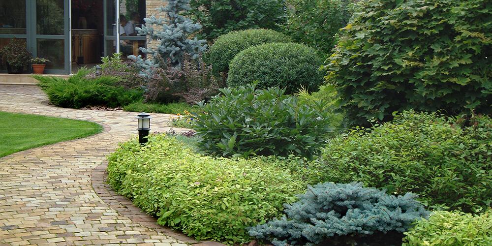 ландшафтно садовое проектирование